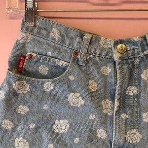 Vintage Shorts - SOLD💚✨ Vintage BONGO High Waist DenimShorts